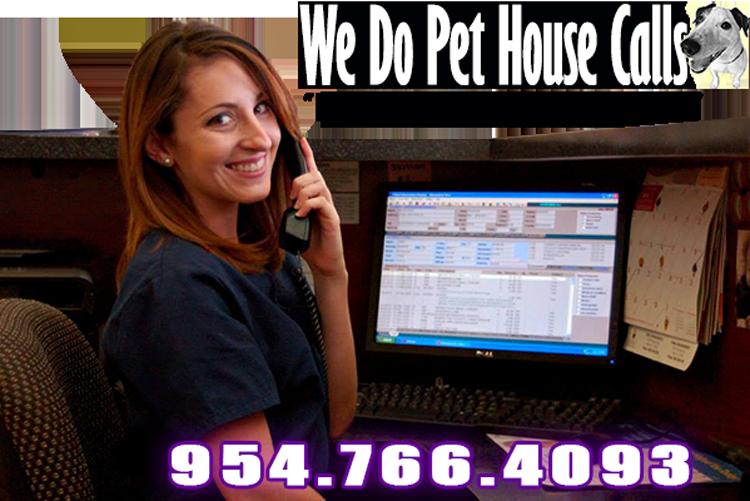 Pet House Calls